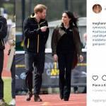 Meghan Markle look: l'omaggio (furbo) a Kate Middleton