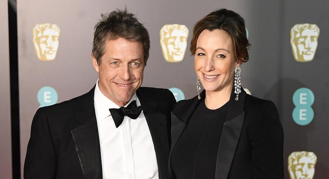 Hugh Grant e Anna Eberstein si sposano