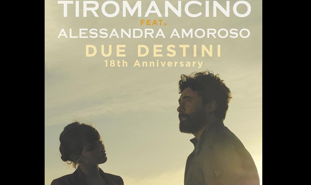 """Alessandra Amoroso, Tiromancino: """"Due destini"""", ecco il VIDEO"""