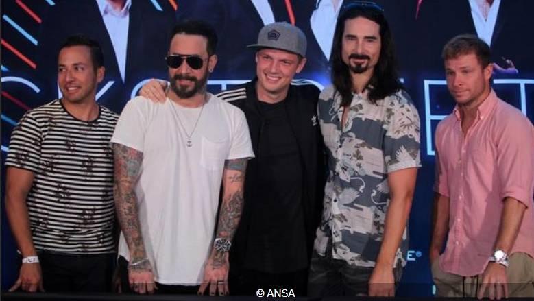 Backstreet Boys sono tornati! Guarda il VIDEO del nuovo singolo