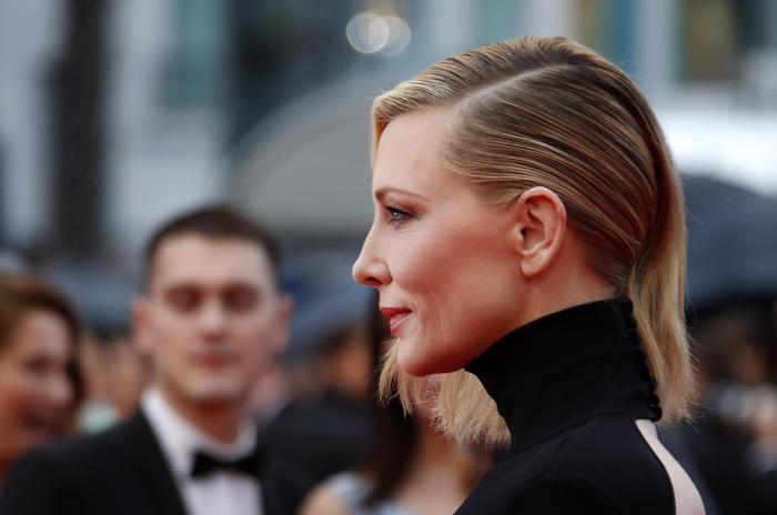 Cannes 2018: Cate Blanchett in Givenchy è una visione