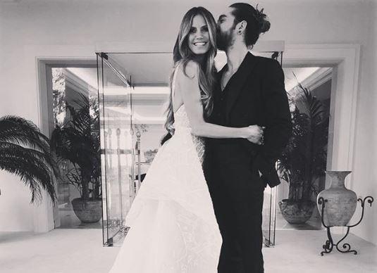 Heidi Klum e Tom Kaulitz: primo red carpet insieme