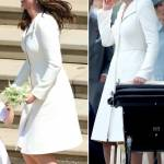 Kate Middleton, l'abito del royal wedding era nuovo! Gli indizi