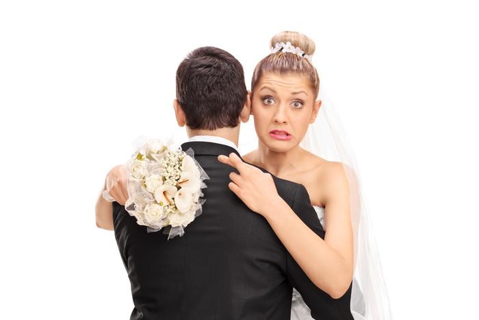 Matrimonio, 44% dei giovani sposi tradisce dopo le nozze
