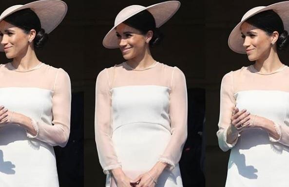 Kate Middleton ispira Meghan Markle: il look è omaggio alla Duchessa