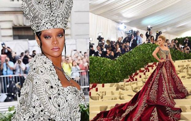 Met Gala 2018, da Rihanna a Blake Lively: look più belli