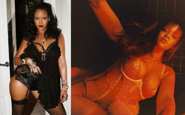 Rihanna lancia la sua collezione di lingerie: Savage x Fenty
