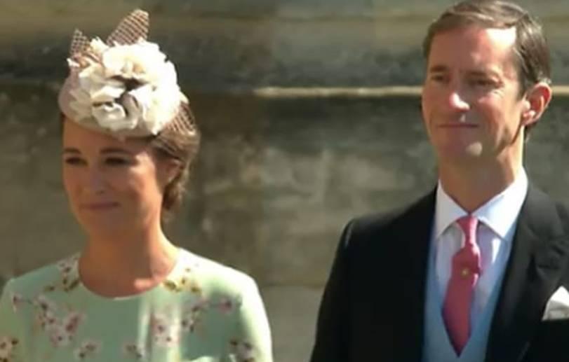 Pippa Middleton è diventata mamma: nato primo figlio
