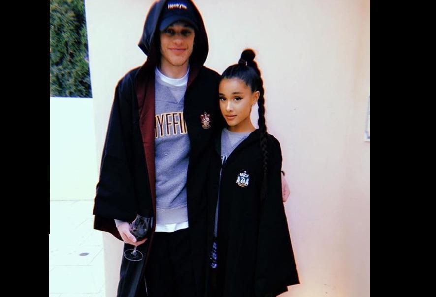 Pete Davidson chi è: età, ex, altezza, Instagram del nuovo fidanzato di Ariana Grande