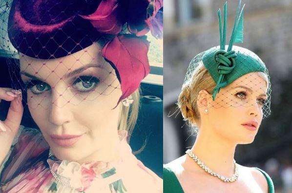 Kitty Spencer sceglie ancora Dolce e Gabbana per le nozze di Celia McCorquodale