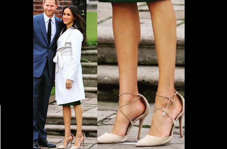 Meghan Markle sceglie sempre scarpe di un numero più grande e c'è un motivo preciso