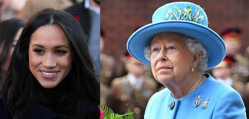 Meghan Markle messa alla prova dalla Regina Elisabetta!