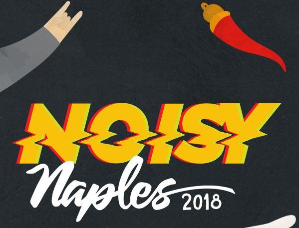 Noisy Naples 2018, la musica che valorizza l'architettura italiana