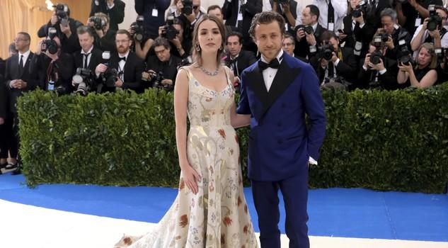 Anna Wintour, la figlia Bee Shaffer ha sposato Francesco Carrozzini
