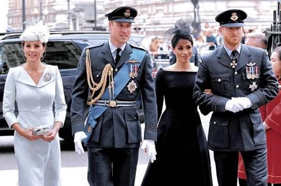 Questo errore di Meghan Markle dimostra che è Kate Middleton la vera regina
