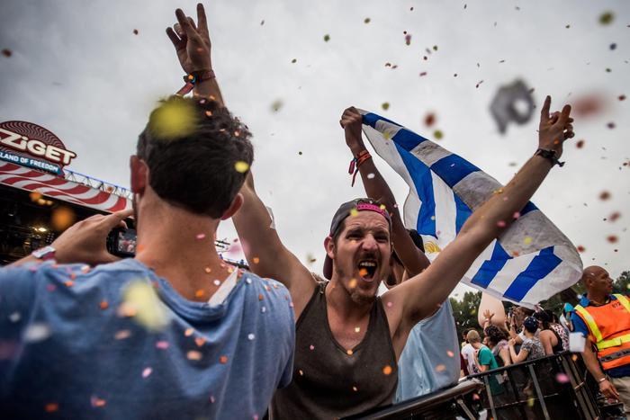 Sziget Festival, l'anti Coachella: no a fashion blogger, sì alla musica!
