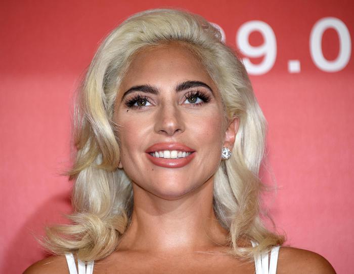 """Lady Gaga versione attrice a Venezia: """"Corono il mio sogno"""""""