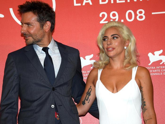 """Lady Gaga versione attrice a Venezia: """"Corono il mio sogno""""8"""