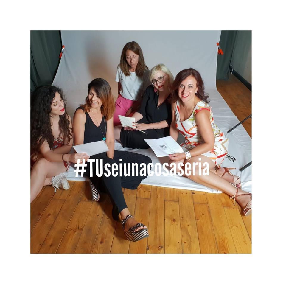 #Tuseiunacosaseria, scopri il nuovo progetto a favore delle donne