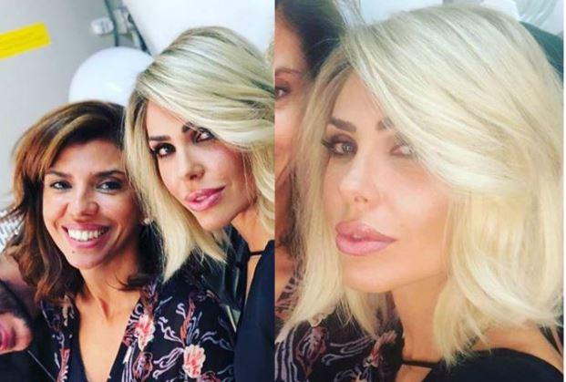 Ilary Blasi cambia look: blonde bob per la conduttrice