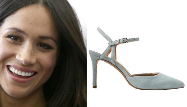 Meghan Markle, scarpe da 89 dollari per la duchessa: il modello è...