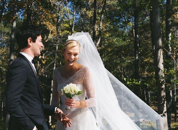 Karlie Kloss e Joshua Kushner si sono sposati: nozze con rito ebraico