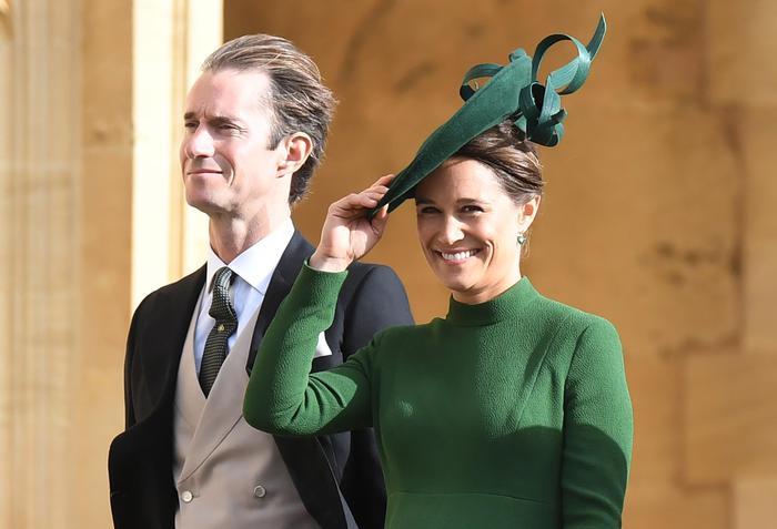 Pippa Middleton incinta, secondo figlio da James Matthews