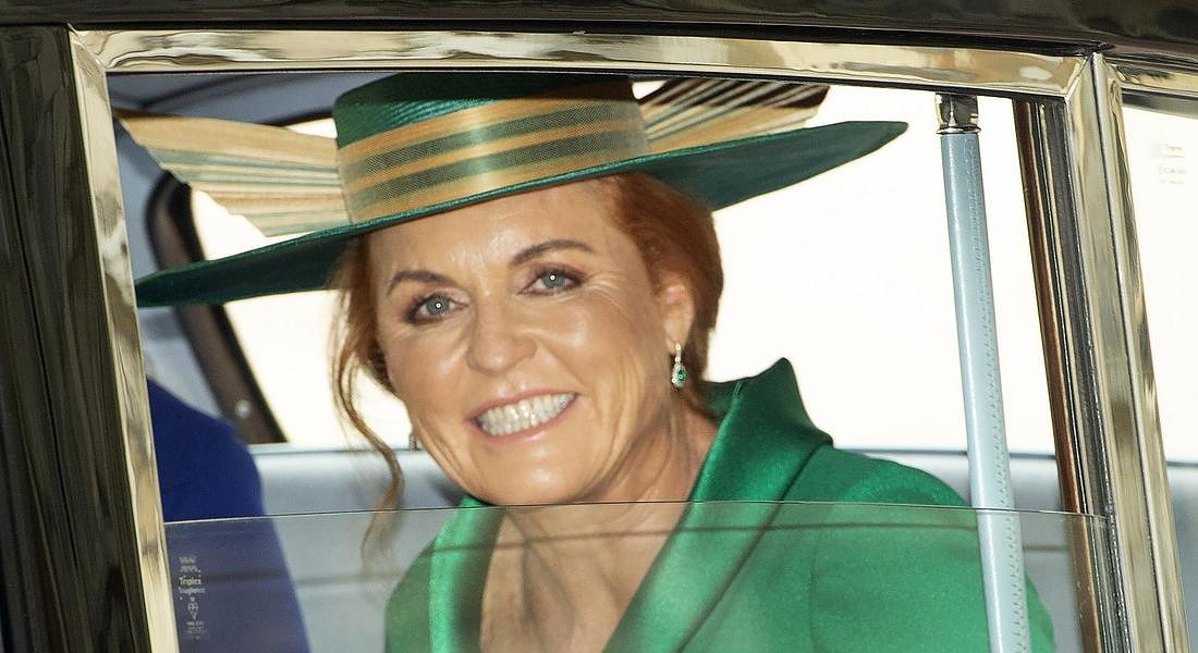 "Sarah Ferguson: ""La Regina Elisabetta è stata una madre per me"""