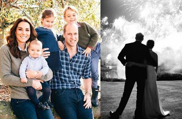 Harry-Meghan, Kate-William: ultime FOTO ufficiali
