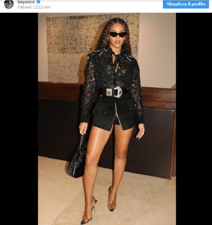 Beyoncé rispolvera la moda anni 90, grazie ad Alexander Wang1