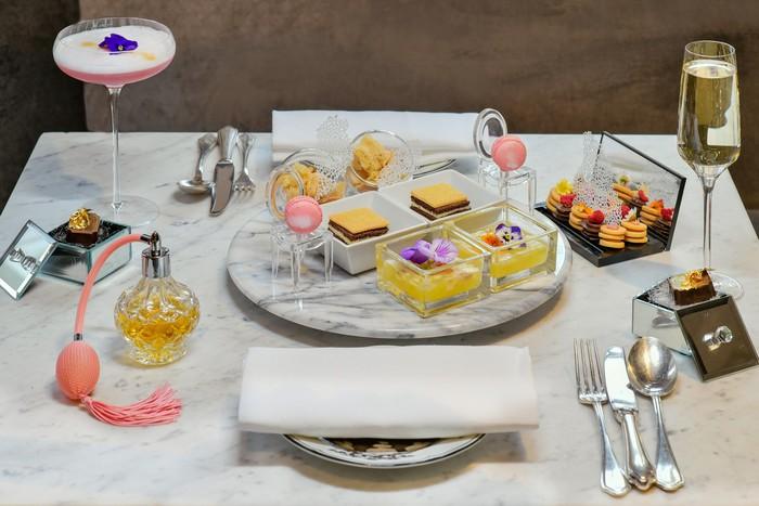 Christian Dior: a Londra i dolci dedicati alla maison francese