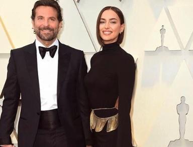 Oscar 2019, Irina Shayk best dressed: abito Burberry