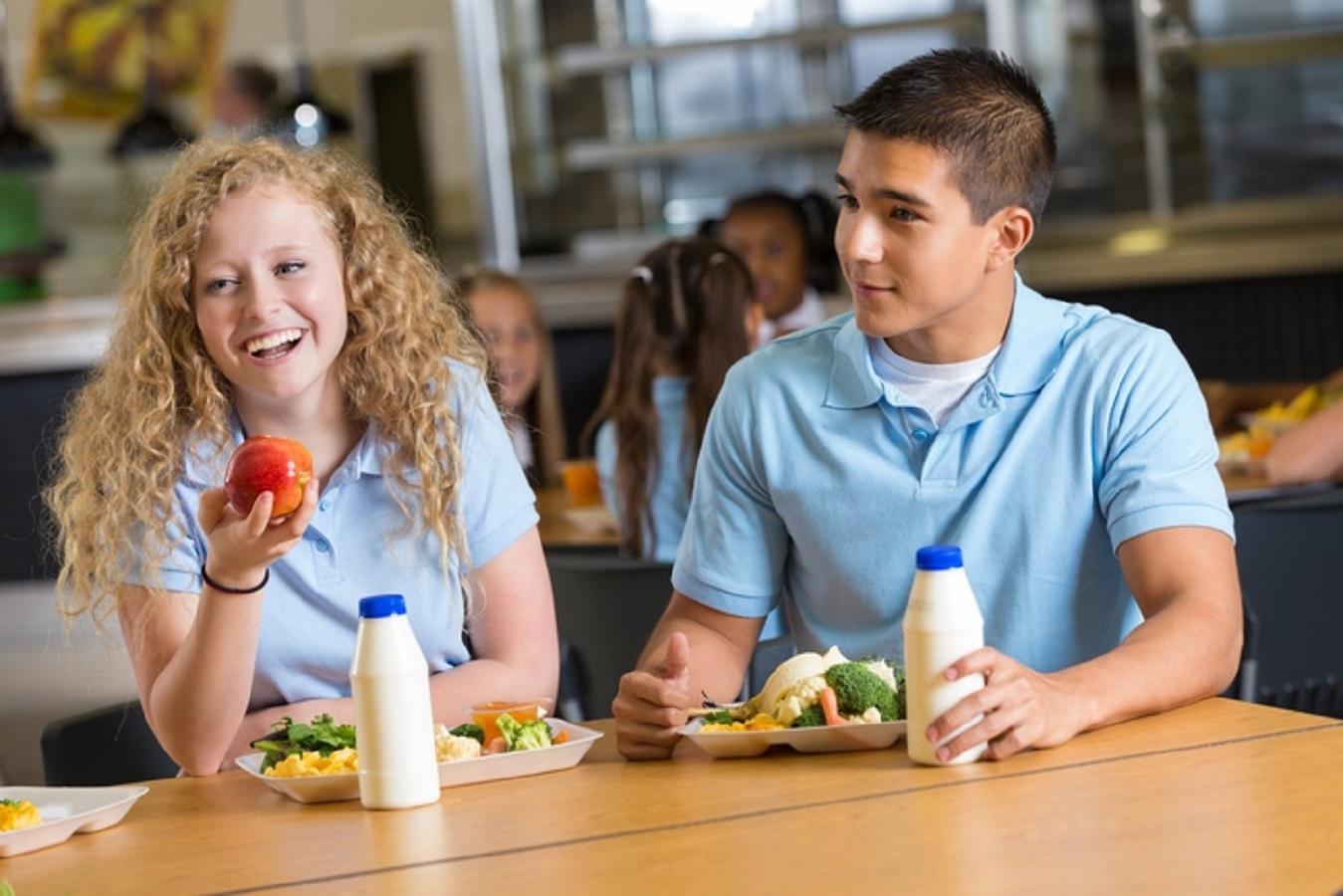 Dieta, i migliori cibi per denti e gengive sane