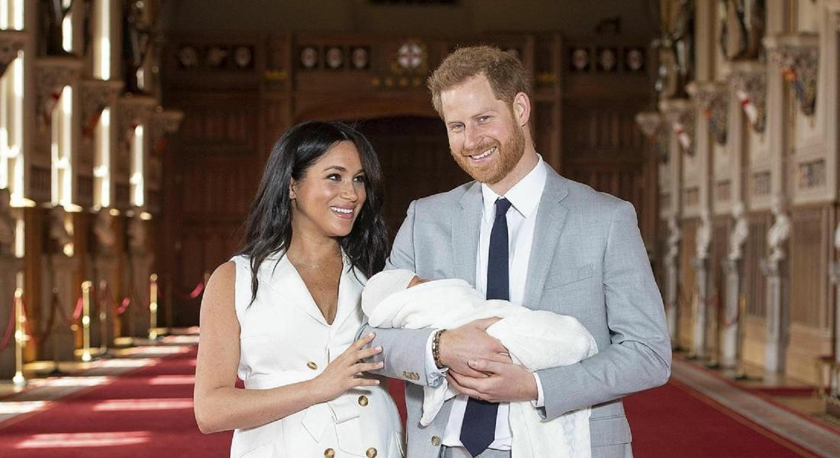 Meghan Markle e Harry, benvenuto Archie! Il significato del nome