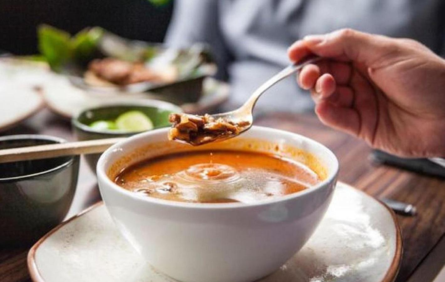 Pressione alta, la zuppa spagnola che aiuta a contrastarla