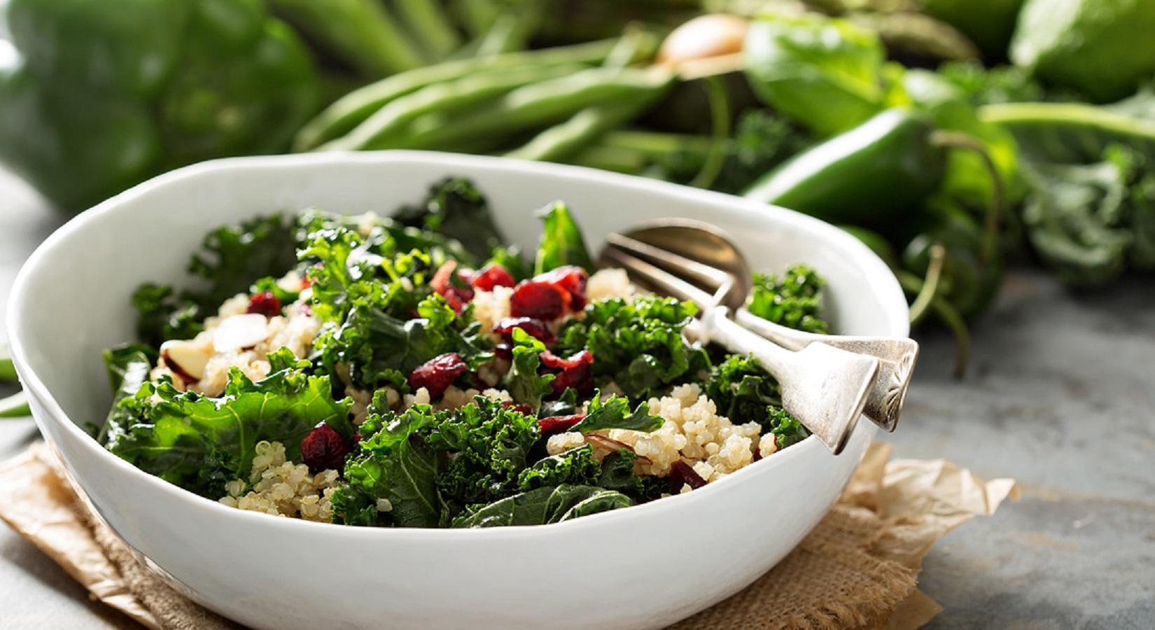 Dieta, cavolo riccio: tutti i benefici per la salute