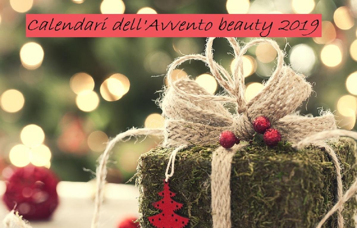 I 5 calendari dell'Avvento beauty da non farsi sfuggire