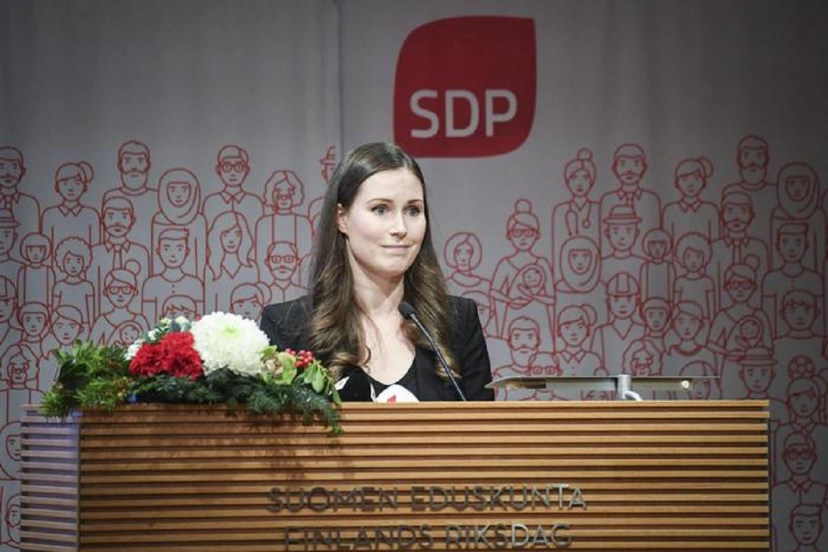Finlandia: Sanna Marin, 34 anni, è la premier più giovane al mondo