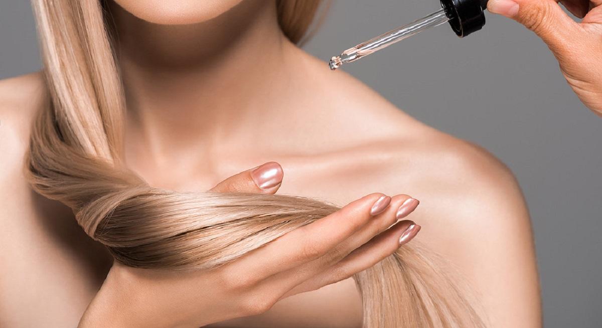 4 oli essenziali per contrastare la caduta dei capelli