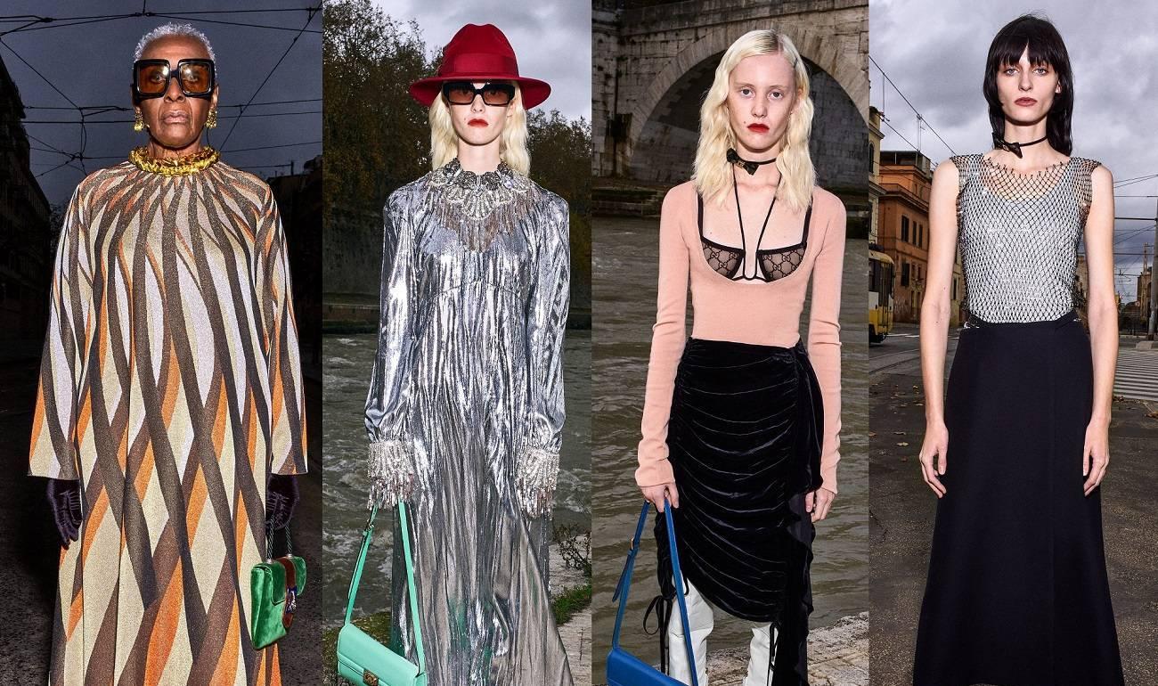 Gucci Pre Fall 2020, la campagna è stata scattata a Roma e la collezione è più crazy che mai