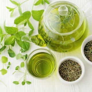 ricetta del tè verde per dimagrire