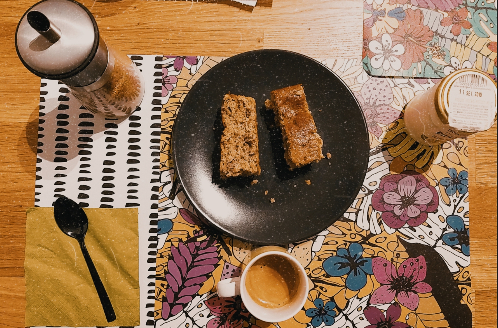 banana bread light ricetta