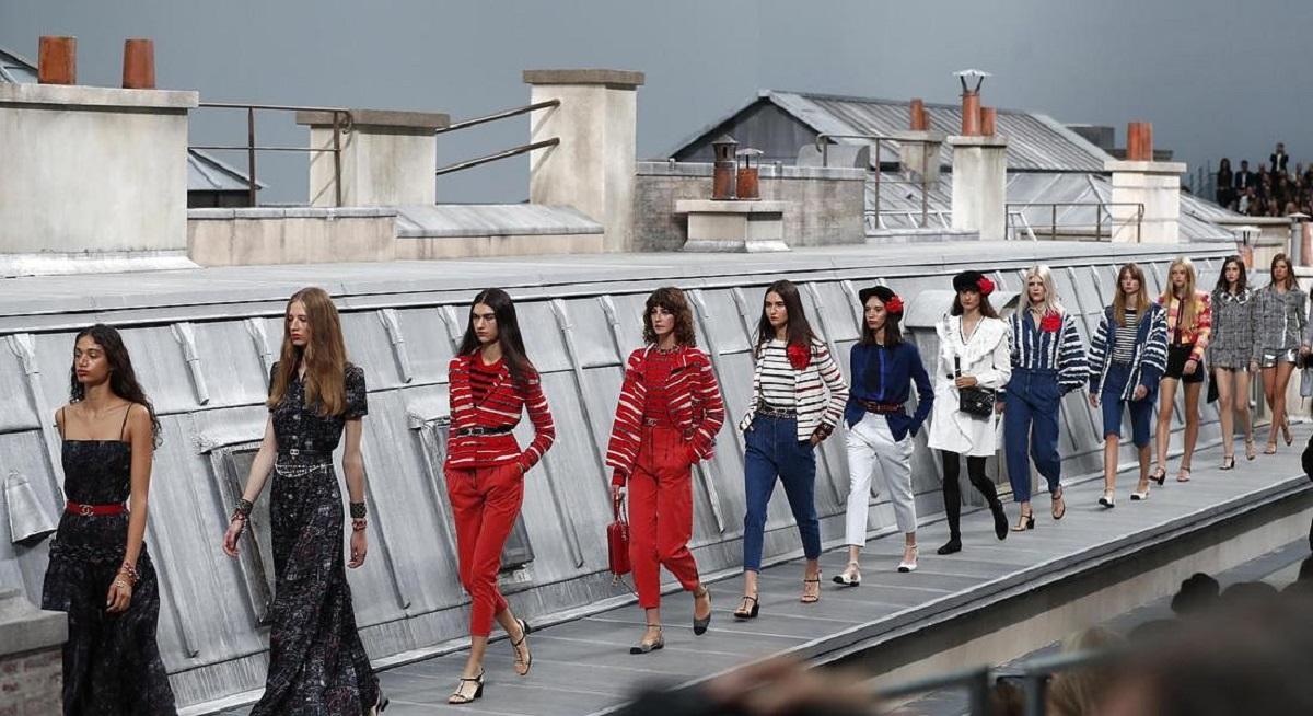 Chanel rinuncia alla cassa integrazione