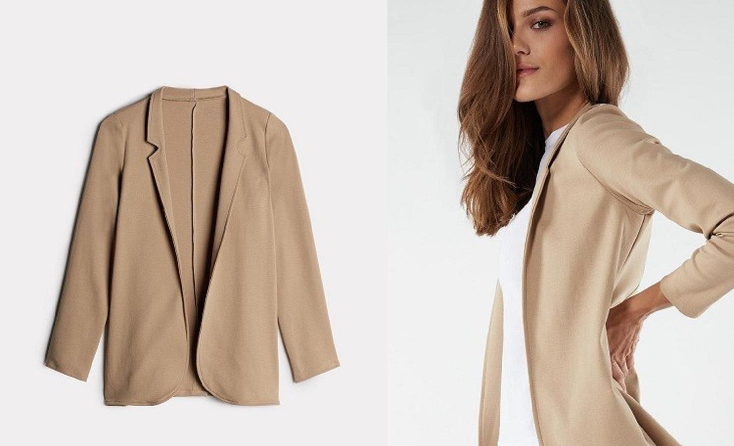 La giacca Intimissimi in cotone è un mix di comfort ed eleganza