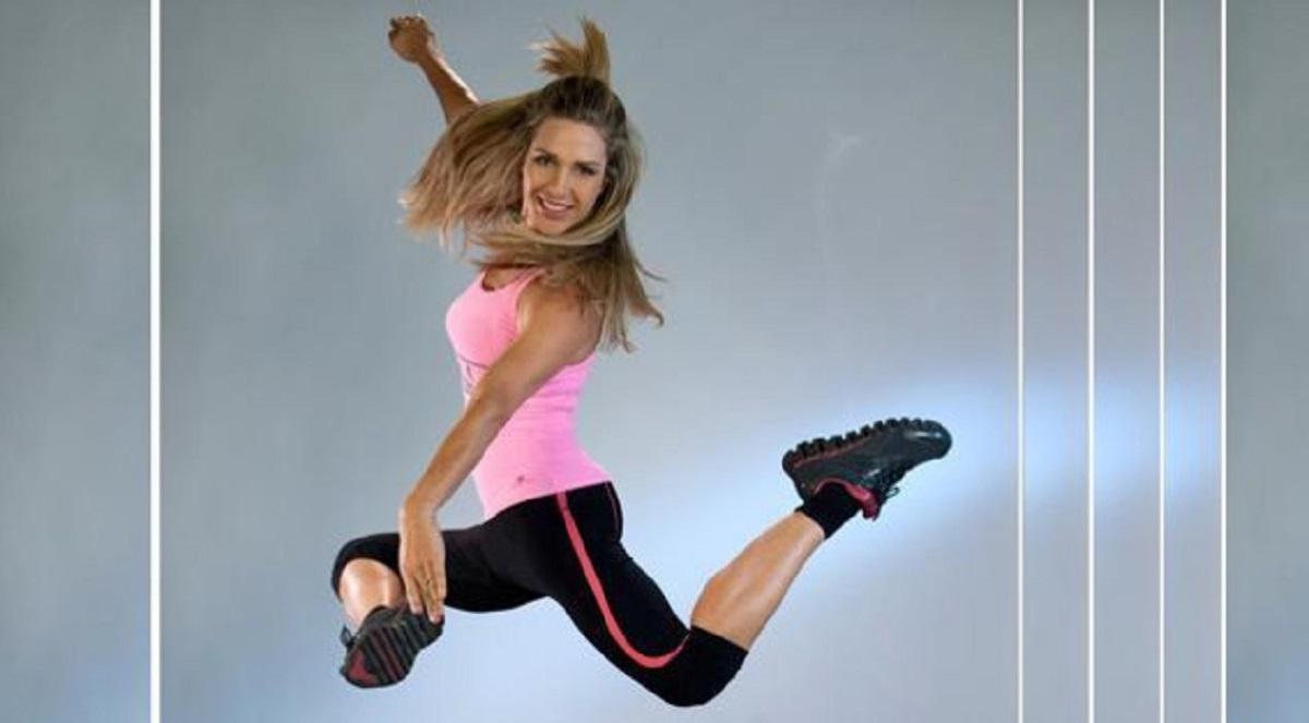 Workout a casa di zumba