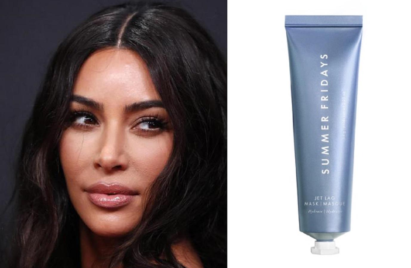 La maschera idratante amata da Kim Kardashian e Jessica Alba