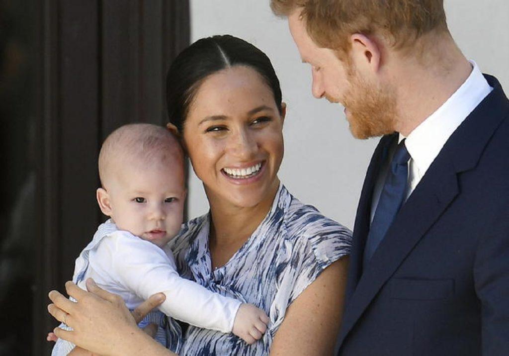 Harry e Meghan, l'incredibile cameretta del figlio Archie: i dettagli