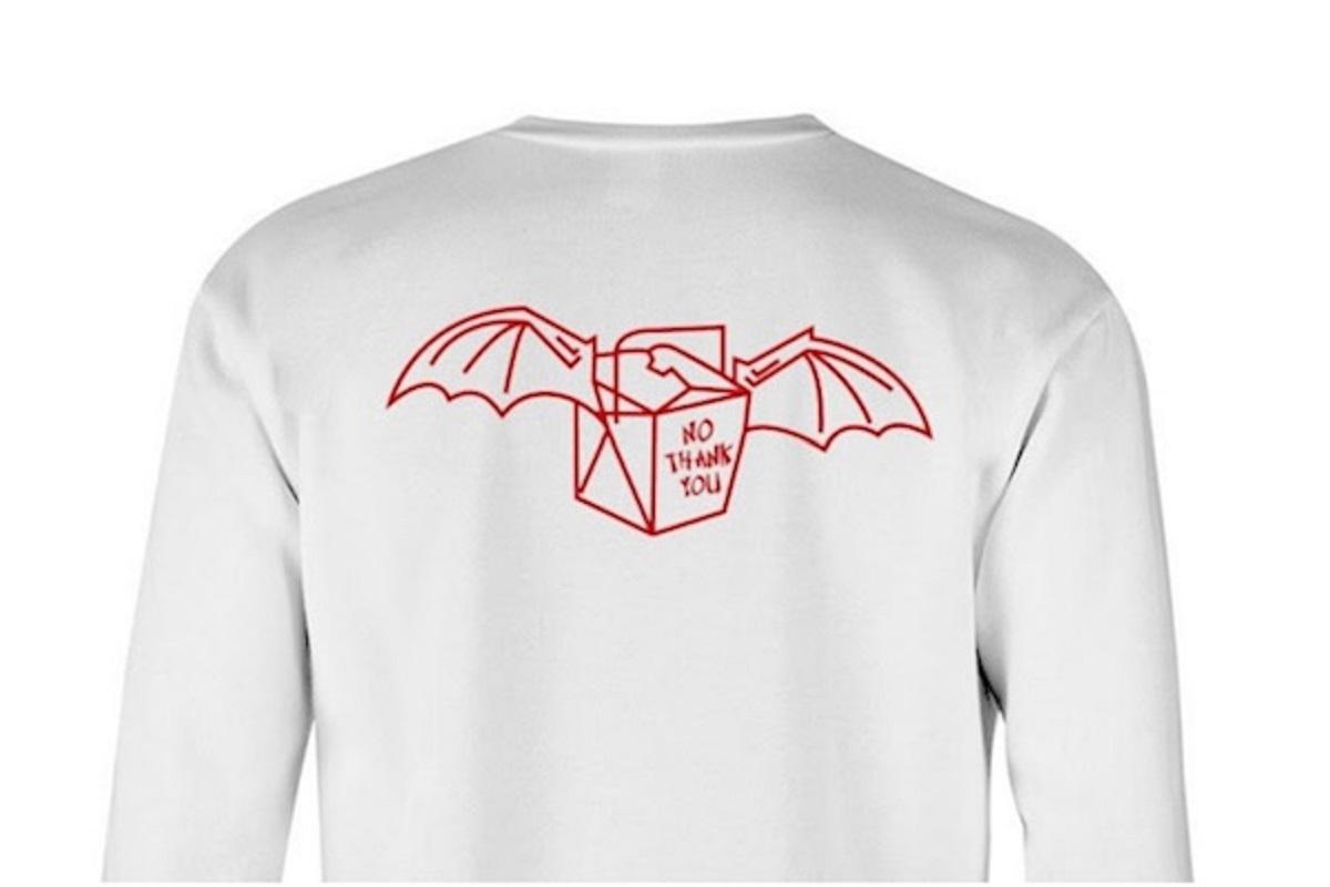 maglietta pipistrello