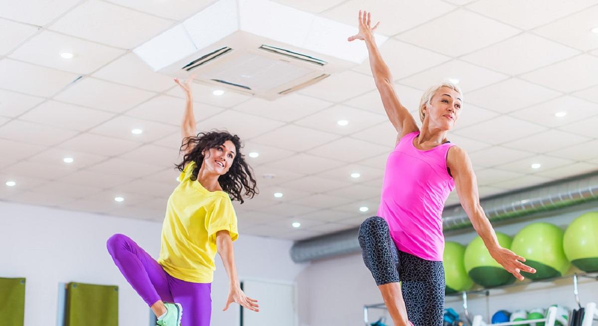 workout a casa di ballo latin