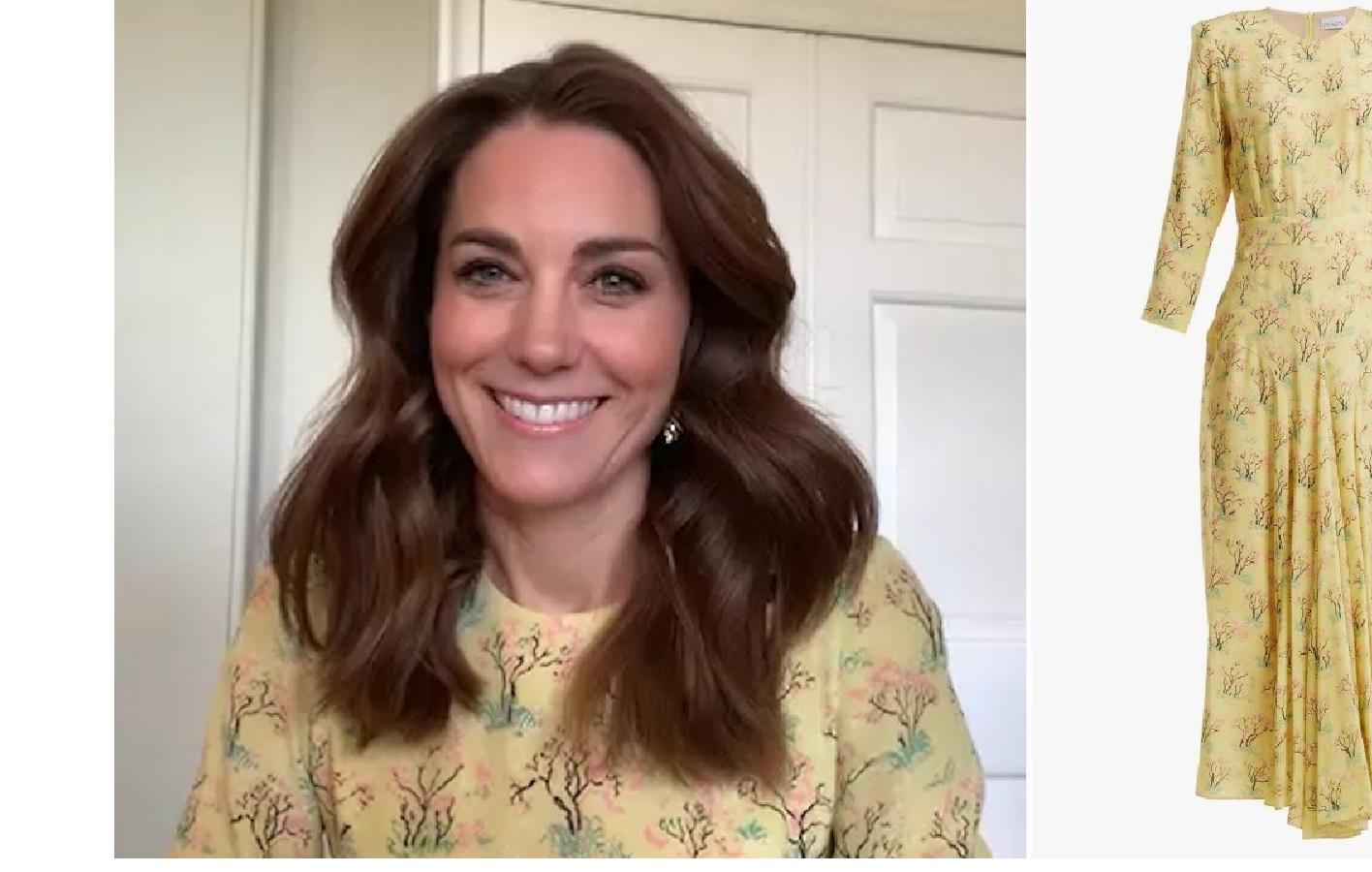 Kate Middleton, 3 alternative low cost al suo abito giallo